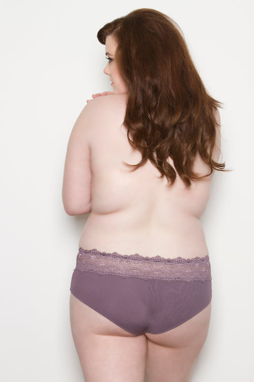 Hipster panty tia lyn lingerie 9615 Iris back