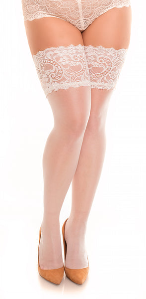 Glamory Silicone Thigh Highs Comfort 20