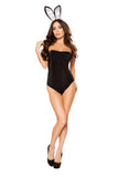 Black Bunny Costume Roma 10096
