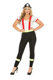 Fire Heroine Costume Elegant Moments Plus Size 9133X