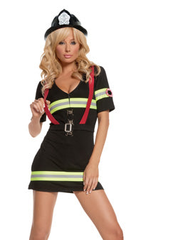 Firewoman Costume Elegant Moments 9514