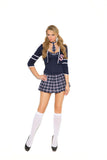 School Girl Costume Elegant Moments 9904