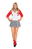 Naughty School Girl Costume elegant moments 9113 2