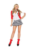 Naughty School Girl Costume elegant moments 9113