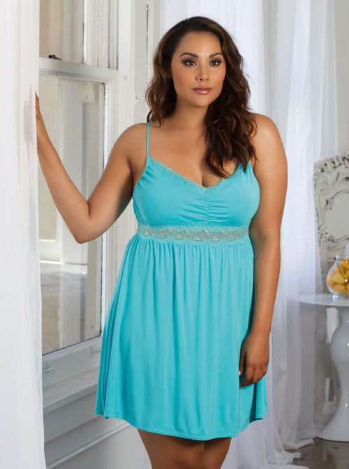 Bliss Chemise by Tia Lyn Lingerie