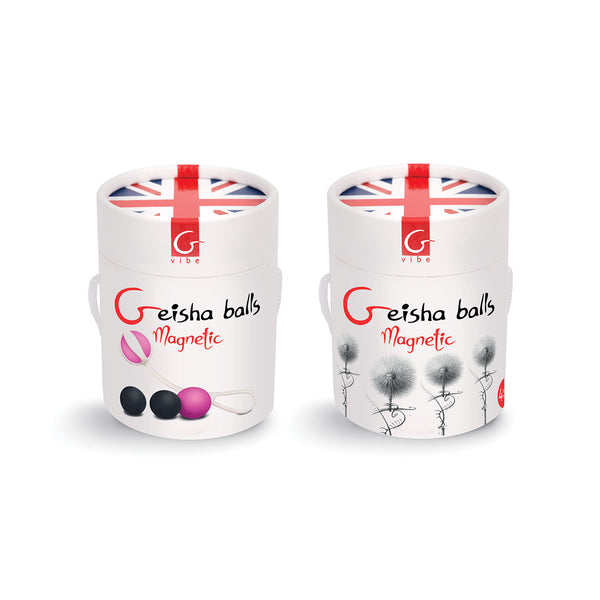 Geisha Magnetic Kegel Balls FT London A02330