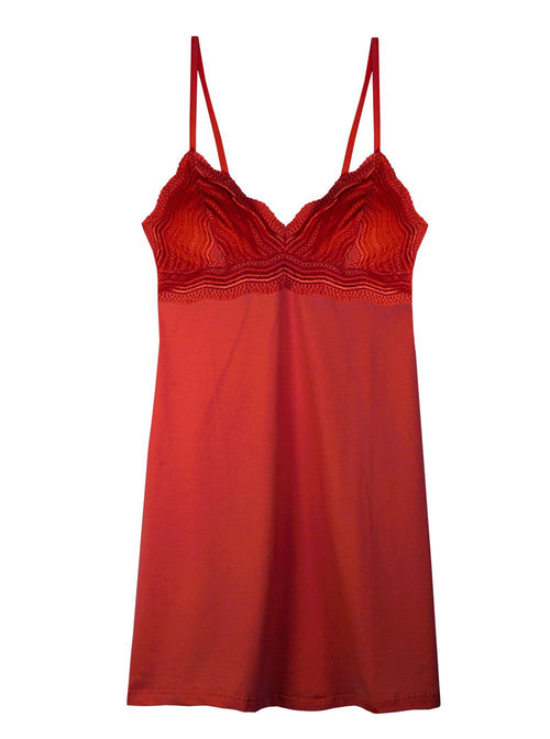Cosabella Dolce Babydoll DLCE2611 Poinsettia
