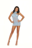 Mesh Babydoll Elegant Moments 44005