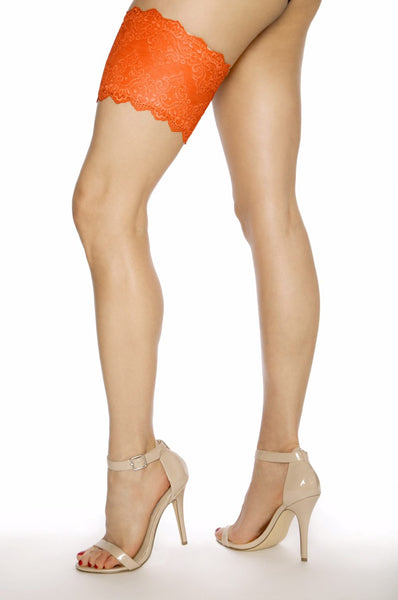 Girly Go Garter Orange