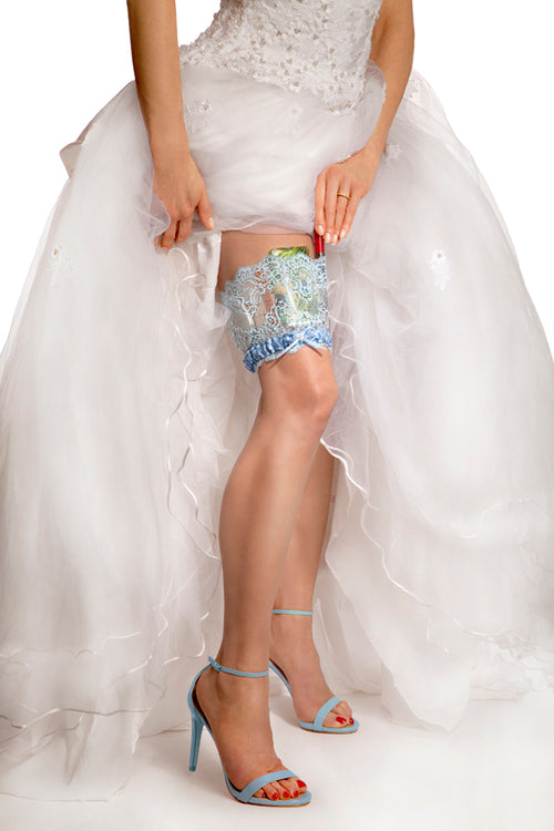 Bridal Girly-Go-Garter Main