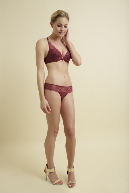 "The Little Bra Company ""Yvonne"" BoyShort Panty Signature Collection"
