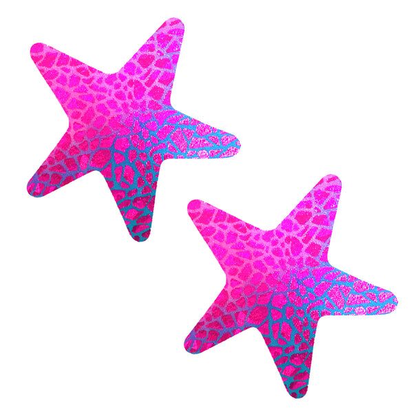 Glow Starfish Pasties