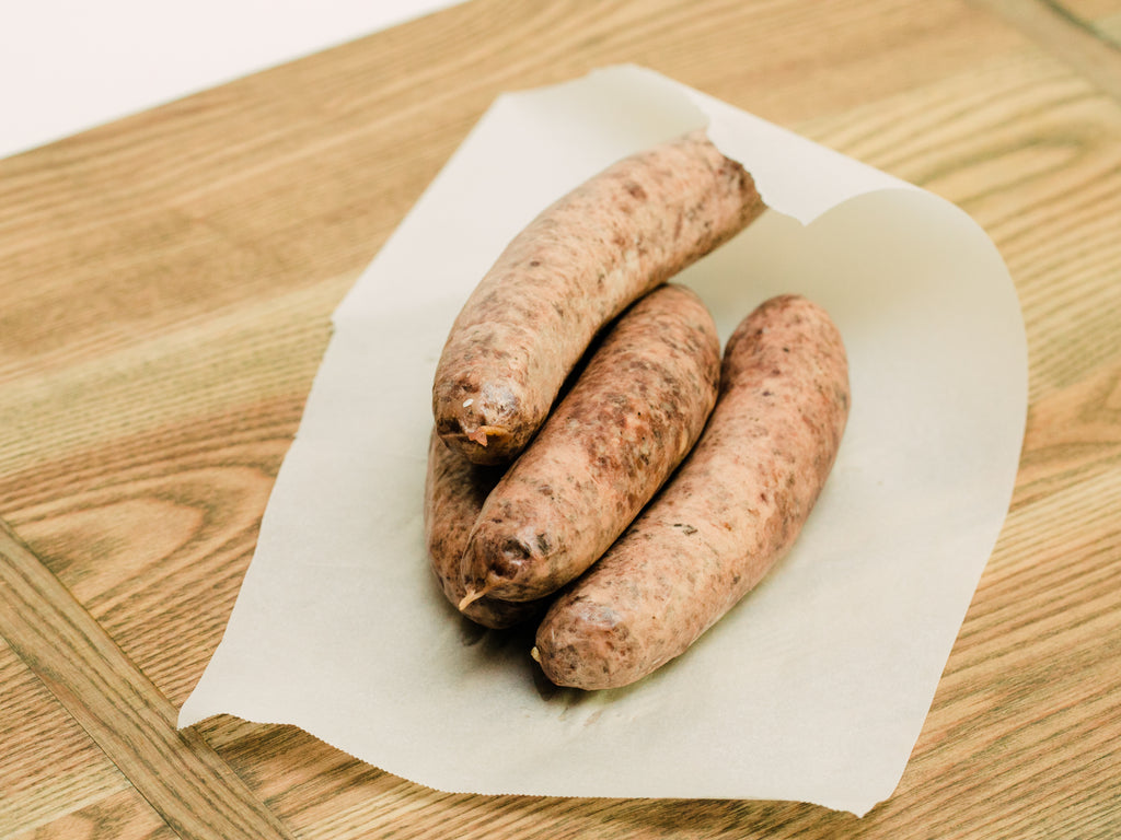 Fullblood German Sausage Links