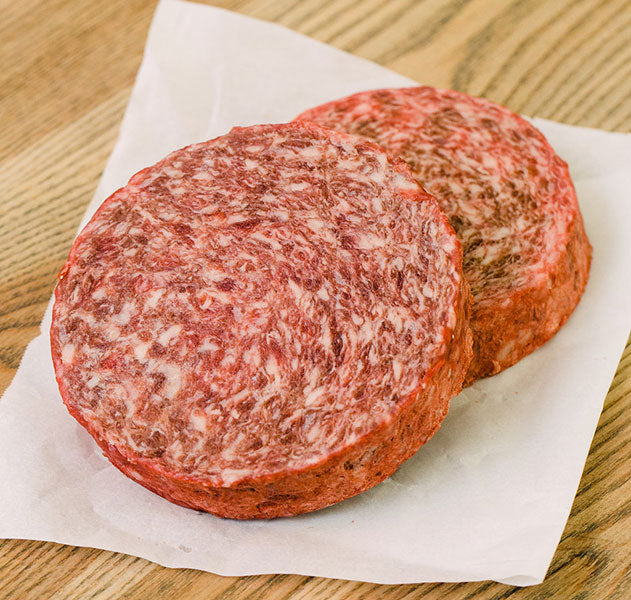 American Ground Beef Patties