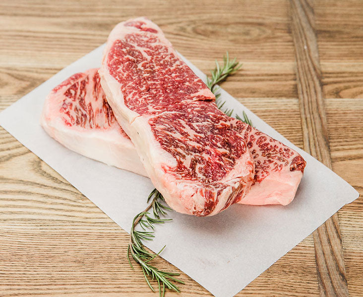 American Wagyu Strip Steak