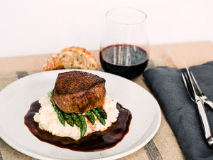 American Wagyu Filet Mignon Steak