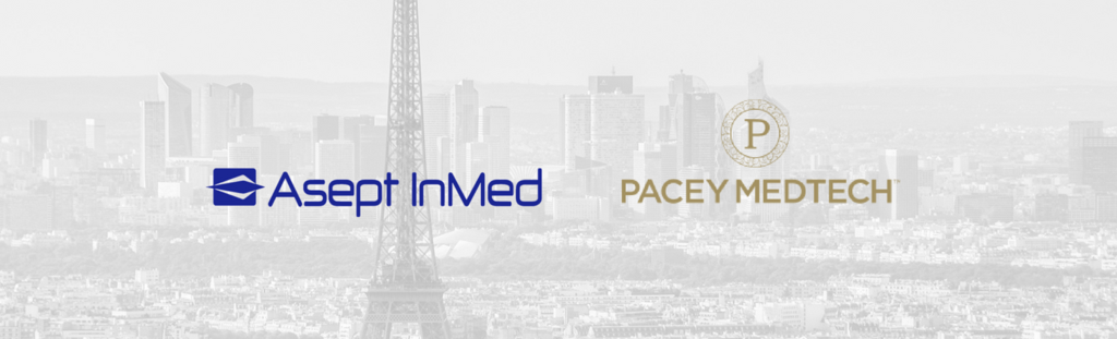 Pacey Cuff™ Available in France - Asept InMed