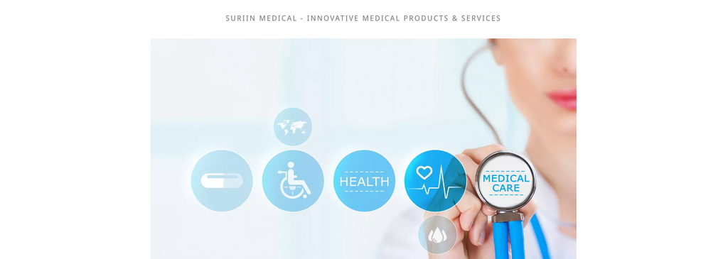 New Distributor: Suriin Medical for Australia/New Zealand