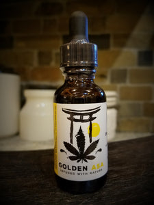 Golden Asa CBD Starter Pack - save over $11.00