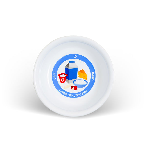 Myplate Kids Dairy Bowl