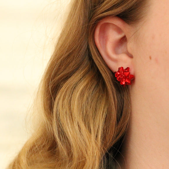 Bow-tiful Earrings