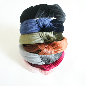 Gracie Knotted Headbands