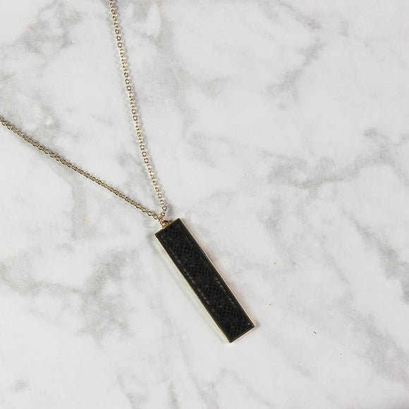 Take it to the Top Pendant Necklace
