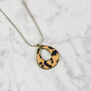 Picture Purrfect Pendant Necklace