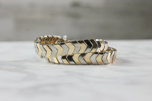 Totally Chevron Bracelet