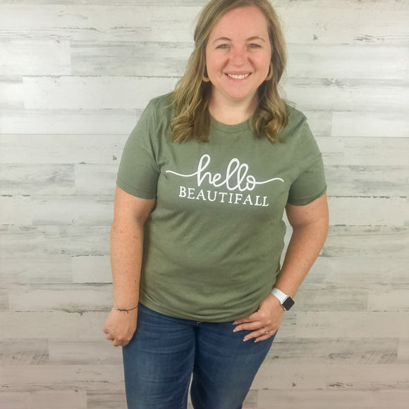 BeautiFALL Tee