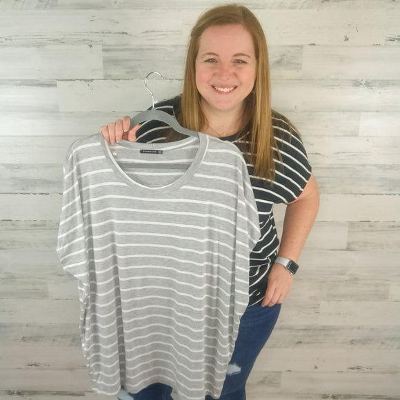 Sarah Striped Top