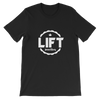 Mens T-Shirt (BLACK) FREE SHIPPING to Canada