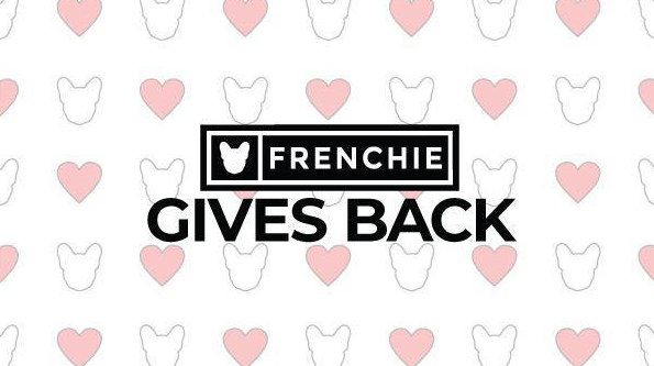 Frenchie Gives Back: Joey's P.A.W.