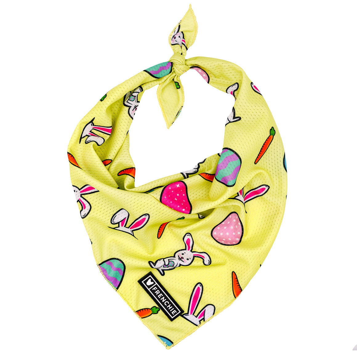 Frenchie Bandana - Easter