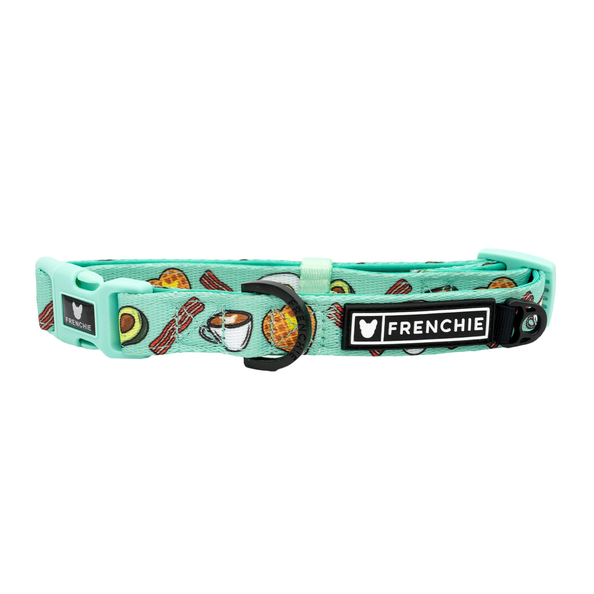 Frenchie Comfort Collar - Breakfast Club