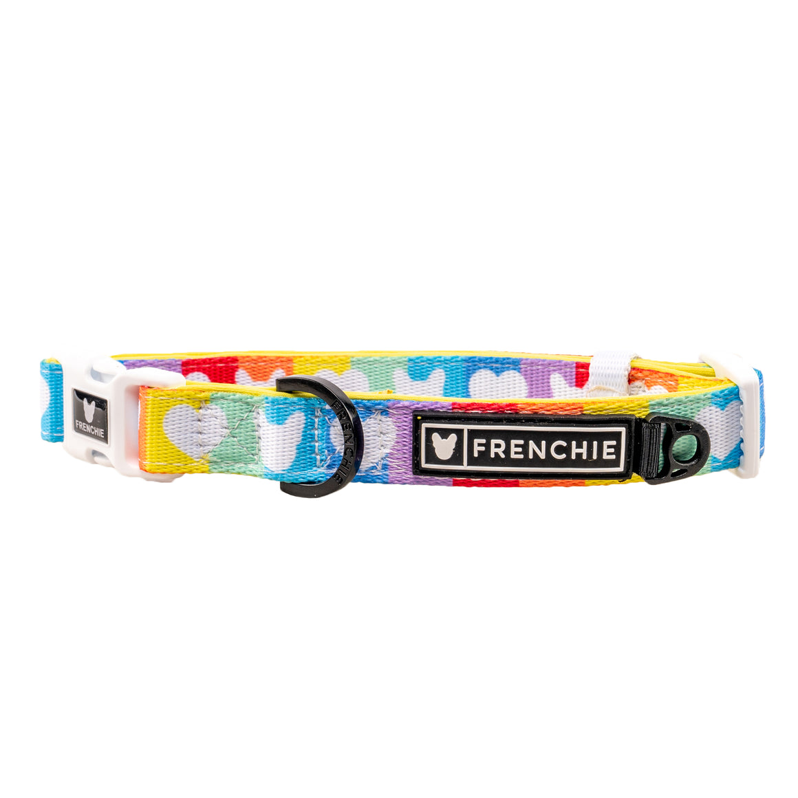 Frenchie Comfort Collar - Pride