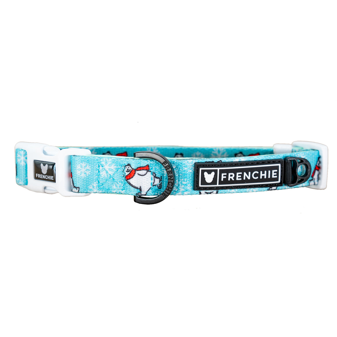 Frenchie Comfort Collar - Polar Bear