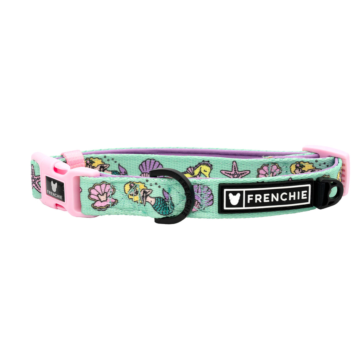 Frenchie Comfort Collar - Under The Sea