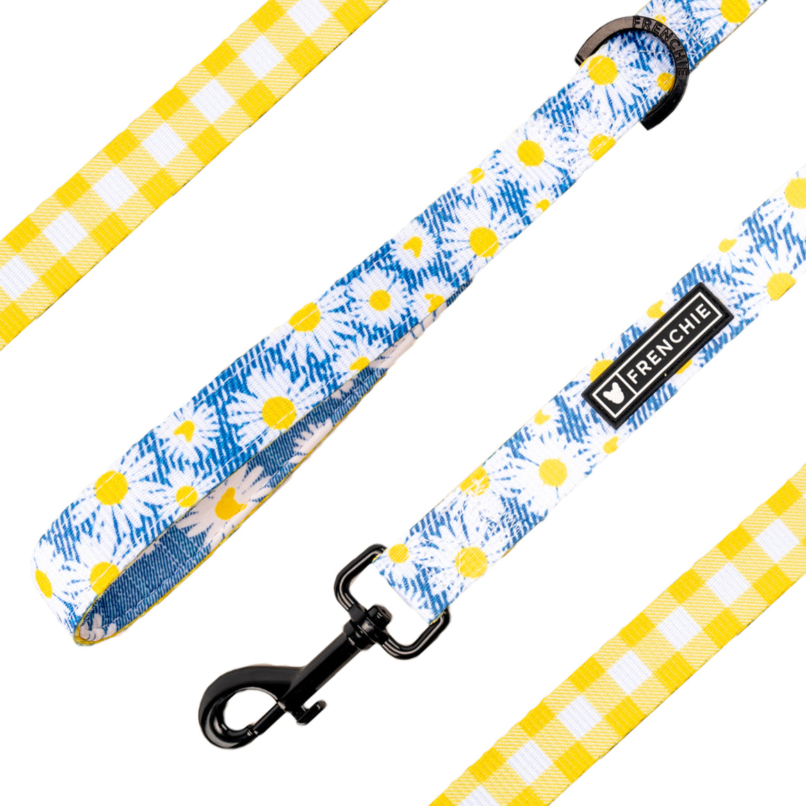 Frenchie Comfort Leash - Daisy