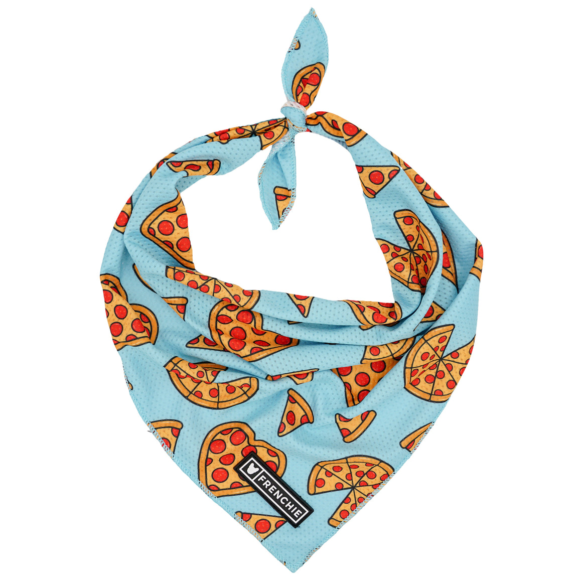 Frenchie Cooling Bandana - New York Pizza