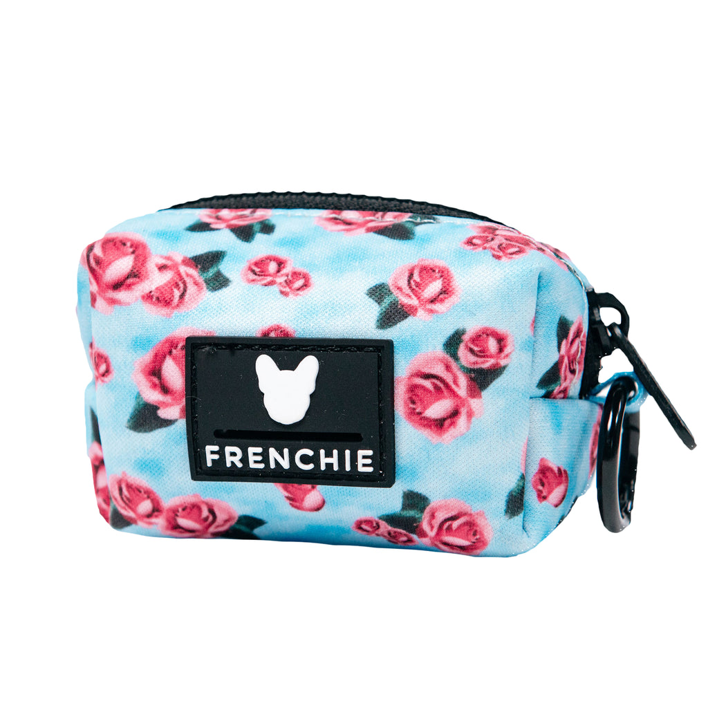 Frenchie Poo Bag Holder - Rosebud
