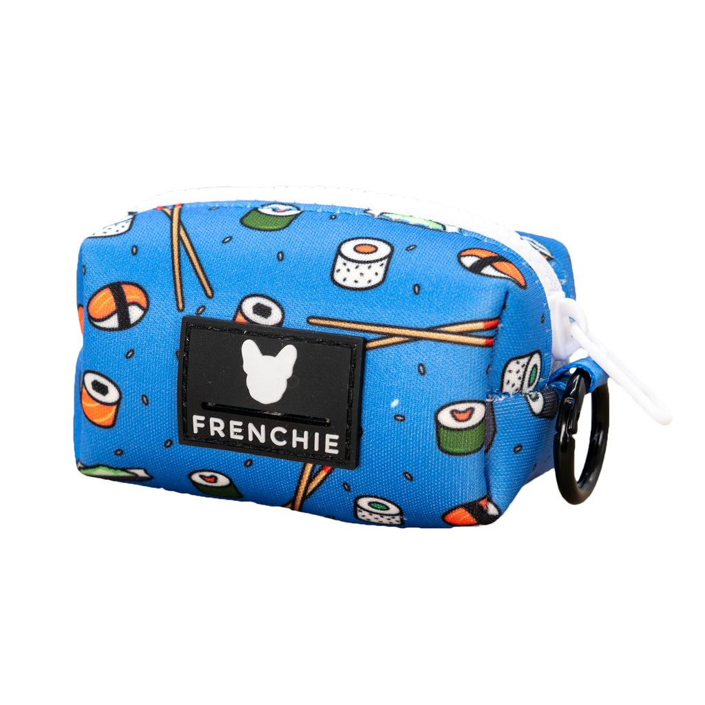 Frenchie Poo Bag Holder- Sushi