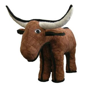 Bevo Bull High Quality Dog Toy - Durable Dog Toy for Large Dogs - Tuffie Toys
