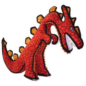 Destructo Saurus High Quality Dog Toy - Durable Dog Toy for Large Dogs - Tuffie Toys