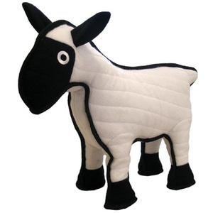 Sherman Sheep High Quality Dog Toy - Durable Dog Toy for Large Dogs - Tuffie Toys