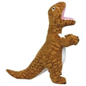 Mighty T-Rex Dinosaur High Quality Dog Toy - Durable Dog Toy for Large Dogs - Tuffie Toys