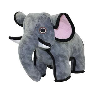 Emery Elephant High Quality Dog Toy - Durable Dog Toy for Large Dogs - Tuffie Toys
