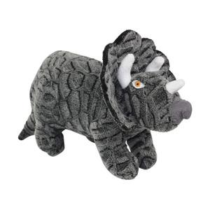 Tristen Triceratops High Quality Dog Toy - Durable Dog Toy for Medium Sized Dogs - Tuffie Toys