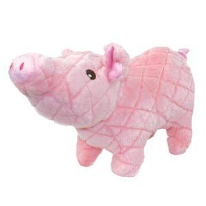 Paisley Piglet High Quality Dog Toy - Durable Dog Toy for Medium Sized Dogs - Tuffie Toys