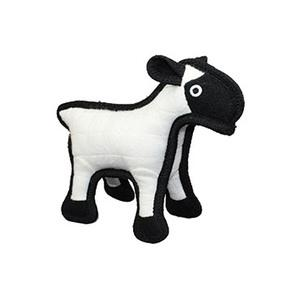 Sherman Sheep Jr High Quality Dog Toy - Durable Dog Toy for Medium Sized Dogs - Tuffie Toys